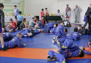 ECOORGANIC CUP 2018 Greco-Roman wrestling tournament